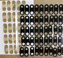 100pccs Neue Schwarz Hinten Zurück Kamera Objektiv glasabdeckung Für iPhone 6G 6 Plus 6 S 7G 7 plus mit klebstoffkleber aufkleber im Angebot
