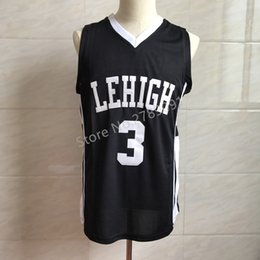1dc607999c7 New arrivals for Hawks Jerseys. 1/1. CJ McCollum #3 Lehigh Mountain Hawks  College Classic Basketball Jersey Men's Embroidery Stitched Jerseys