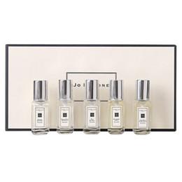 Новое поступление Высокое качество Jo Malone London 5 запах типа духи 9ml * 5 из загорает на Распродаже