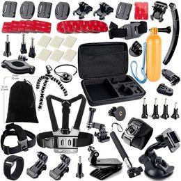 Gopro sjcam kit online shopping - 41 in Helmet Chest Belt Head Strap Mount Adapter Accessories Kit Sets for GoPro SJCam XiaoMi
