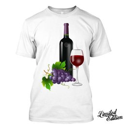 white wine grapes UK - WINE I Love Mediterranean Diet Veggie Grapes Fruits France Funny T Shirt Tees