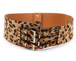 Band Belts Australia - 2018Jampelle Metal Bling Mirror Plate Waist Belt Stretch Elastic Wide Band Waist belt