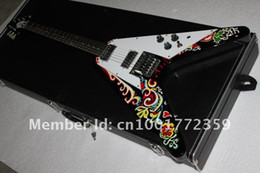 $enCountryForm.capitalKeyWord NZ - Custom shop Jimi Hendrix Psychedelic 1967 Custom Electric Guitar