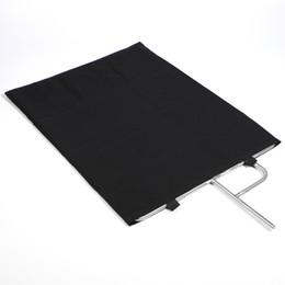 StainleSS panel online shopping - Meking Pro Video Studio x60cm Stainless Flag Panel diffuser reflector