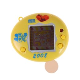 Wholesale 1PCS New Funny Virtual Network Digital Electronic Pet Funny Toy Handheld Game Kid s Gift Color