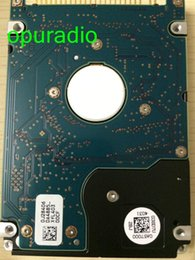 Wholesale Free post original new Hard Disk drive HEJ421040G9AT00 GB For VW Car HDD navigation systems made in Japan
