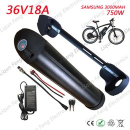 $enCountryForm.capitalKeyWord NZ - 36V 18AH Ebike Bicycle Electric Vehicle Lithium Ion Battery Kettle Water Bottle Imported Sumsung 18650 Rechargeable Battery