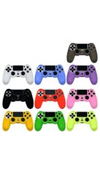 China Soft Silicone Rubber Case Cover For Sony Play Station Dualshock 4 PS4 Wireless Controller Skin PS4 Controller suppliers
