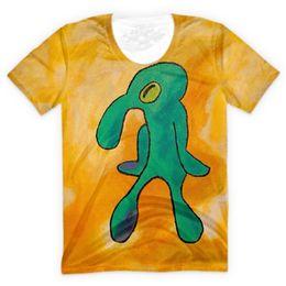 94a469d45566 Pastel Squidward 3D T Shirt T-shirts Men Women 2018 New Fashion Hip Hop  Streetwear Summer Tops Tees Casual Brand Tshirt 3XL