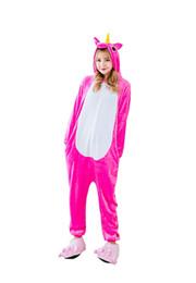 $enCountryForm.capitalKeyWord UK - Unisex Adult Unicorn Pajamas Animal Costume Cosplay Onesie Sleepwear Halloween Christmas Gift