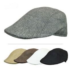 28739ea7494 New Casual Men Women Duckbill Ivy Cap Golf Driving Flat Cabbie Newsboy  Beret Hat