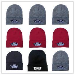 Toptan satış Ücretsiz Kargo Toptan erkekler marka Tom klasik örme şapkalar rahat kafatası kapaklar kayak gorro Kaput hip hop kadın Vanes bere
