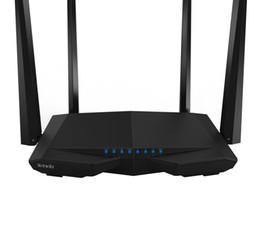 Router wifi inalámbrico 1200M 11AC de doble banda inalámbrico Wi-Fi repetidor 2.4G / 5G APP control remoto EU / US Firmware