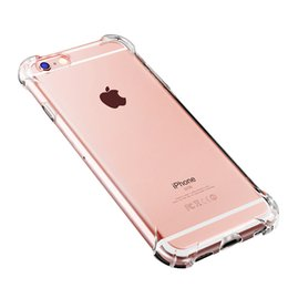 China Ultra Thin Transparent Soft TPU Phone Case Clear TPU Protector Cover Shockproof For iPhone XS MAX XR 5 6 7 8 S PLUS X designer phone cases suppliers
