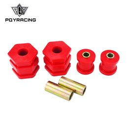 Discount honda lower arms PQY RACING - FRONT LOWER CONTROL ARM BUSHINGS For Honda Civic 1996-1998   1999-2000 Non Si PQY-CAB09