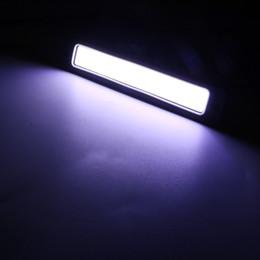 Bright reverse lights online shopping - 2pcs Car styling Day Time Lights LED Car DRL Daytime Running light COB Flexible Super Bright Bendable Reversing Lamp Fog Lamp