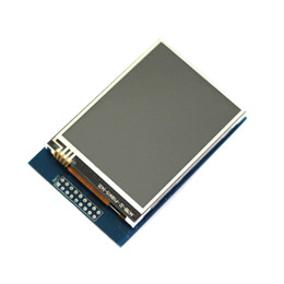Tft Lcd Touch Screen Module UK - 2.8 inch TFT color LCD touch screen module for Arduino UNO MEGA2560 R3 Development board