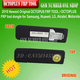 Chinese  OCTOPLUS FRP TOOL dongle for Samsung, Huawei, LG, Alcatel, Motorola cell phones manufacturers