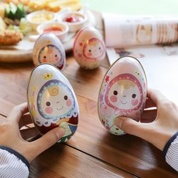 Tin cookie box australia new featured tin cookie box at best cute creative baby candy box easter egg small circle cookies storage box christmas tin child gift box 6pcs lot negle Image collections