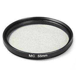 Multi coated filters online shopping - 55mm MC UV Camera Multi Coated Ultra violet Filter Protector for Sony Canon Pentax