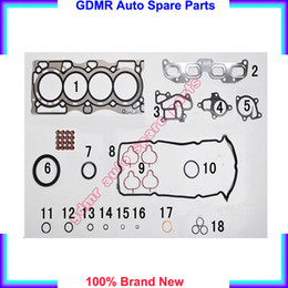 engine gasket set Australia - Engine gasket kit QR25DE engine rebuilding kits full gasket set OEM 10101-EA025 for nissan frontier navara