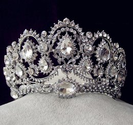 $enCountryForm.capitalKeyWord NZ - New diamond wedding crown wedding bride crown wedding accessories