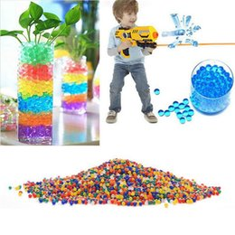 40000pcs set Multicolor Magic Pearl Orbeez Shape Grow Crystal Water Beads Bio Water Gel Balls Grow Jelly Balls Home Decors on Sale