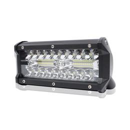 7 Polegada 120 W Combo LED Feixe de Luz Spot Feixe de Inundação para o Trabalho de Condução Offroad Boat Car Trator Caminhão 4x4 SUV ATV 12 V 24 V