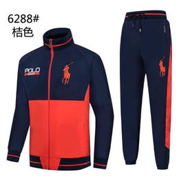 Body Tutu Australia - polo Men s Sports Suit Spring and Autumn New Leisure Men s Decoration Body 3 Colour Size M-2XLcm 6288-2 Sports Suit