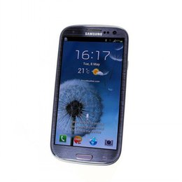 Unlocked gsm android cell phone online shopping - Refurbished Unlocked Samsung Galaxy S3 i9300 Mobile Phone Quad core quot MP WIFI G G GSM Android GPS GB ROM Cell phone