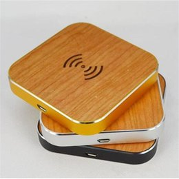 apple handset 2019 - Wireless Charger Wood Qi Wireless Charging Pad for iPhone 8 8 Plus X Samsung Galaxy Note 8 S8 S7 S6 and Qi Enable Handse