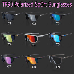 ee1113b0a98b Brand Designer Sunglasses for Women and Men Dazzle Color Glasses Outdoor  SpOrt Cycling Sun Glass TR90 Polarized sunglasses 9318