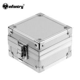 $enCountryForm.capitalKeyWord Canada - Infantry Fashion Fancy Silver Aluminum Watch Bracelets Display Box Show Cases Gift Boxes New