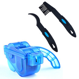 Bicycle wash online shopping - Bicycle Chain Cleaner Cycling Repair Machine Brushes Wash Tool Set MTB Mountain Bike Chain Cleaner Tool Kits