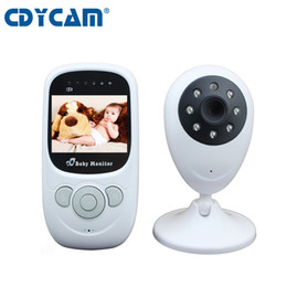 Discount video color temperature - CDYCAM 2.4 Inch Wireless baby monitor With Camera Infant Radio Babysitter Digital Video Night Vision Temperature Display