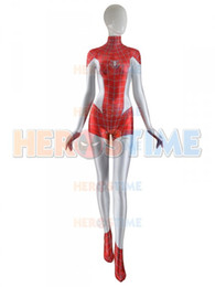 $enCountryForm.capitalKeyWord Canada - Mary Jane Spider Costume Girl Spider Mj Cosplay Costume Lady Superhero Costume Custom Made