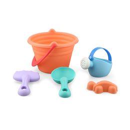 Kids Children Summer Outdoor Bathtub Park Game Over 3 Years Old Beach Sand Kit Toys Set Multi 9pcs Beach/sand Toys