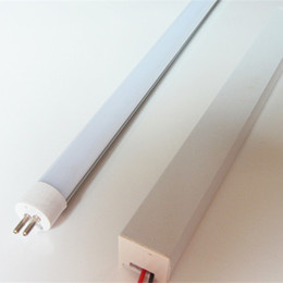 tube lights wholesale NZ - T5 Tubes Compatible Electronic Ballasts Light 2ft 3ft 4ft 5ft AC85-265V PF0.9 90-100LM 2835SMD G5 2pin Single Lamp Bulb Direct from China