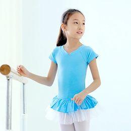 $enCountryForm.capitalKeyWord Australia - 2018 Gymnastics Leotards for Girl Ballerina Kids Leotard Tutu Dance Wear Costumes Ballet Dress Children Ballet Dresses XC-9014