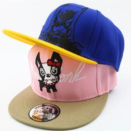 892b080f532053 Korean Cartoon Batman Children Baseball Caps Boy And Girl Hip Hop Hat  Outdoor Kids Sunshade Cap Diversified Style