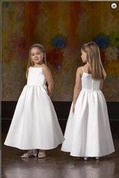 Pageant Halloween Costumes Canada - free shipping 2018 new style Girls' Formal Occasion weddings Girl's Pageant Gowns Junior Princess Costume Flower Girl Dresses