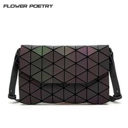 632263021720 Famous Brand Women Shoulder Bag Geometry Women Crossbody Bags Plain Handbags  Messenger BagBao Bao Diamond Crossbody Bag Flap