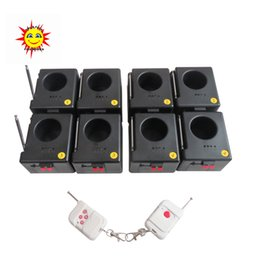$enCountryForm.capitalKeyWord Canada - DHL FedEx Free shipping 8cues powered by 9V battery remote control stage cold fountain firing system products