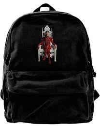 Mockingjay Chain Australia - The Hunger Games Mockingjay Fashion Canvas Shoulder Backpack For Men & Women Teens College Travel Daypack designer backpack duffle bag Black