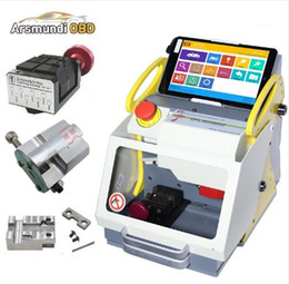 $enCountryForm.capitalKeyWord Australia - 100% Original3 Clamps automatic key cutting machine SEC-E9 portable smart duplicate car key cutting machine SEC E9 Work Car Truck Motorcycle