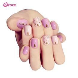 Las puntas de uñas transparentes artificiales C16 presionan las puntas de uñas de plástico. Pre diseño de puntas de uñas largas en venta