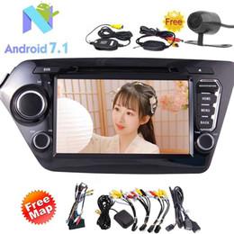 $enCountryForm.capitalKeyWord Canada - Eincar for KIA K2(2011-2012) 4-Core Android 7.1 Car dvd Stereo 8'' In Dash Double 2Din Vehicle Radio Receiver GPS Navigation Entertainment