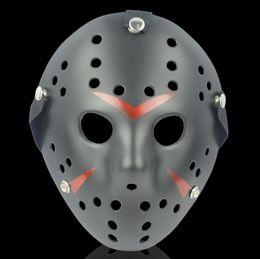 Black friday mask online shopping - Halloween horrific masks Black Friday killer Jason mask scary masquerade dress masks festival party cosplay movie Horror mask
