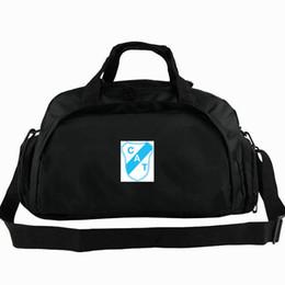 Used Cat NZ - CAT duffel bag Atletico Temperley club tote Football 2 way use backpack Soccer luggage Team shoulder duffle Sport sling pack