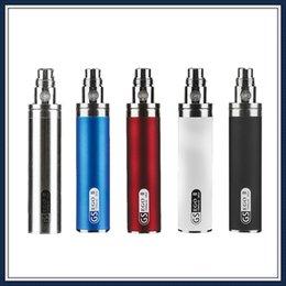 China Hottest product ego 3200mah battery GS Ego II Battery Huge Capacity KGO ONE WEEK Battery for Vaporizer Pen e cigarette 510 EGO Atomizer suppliers